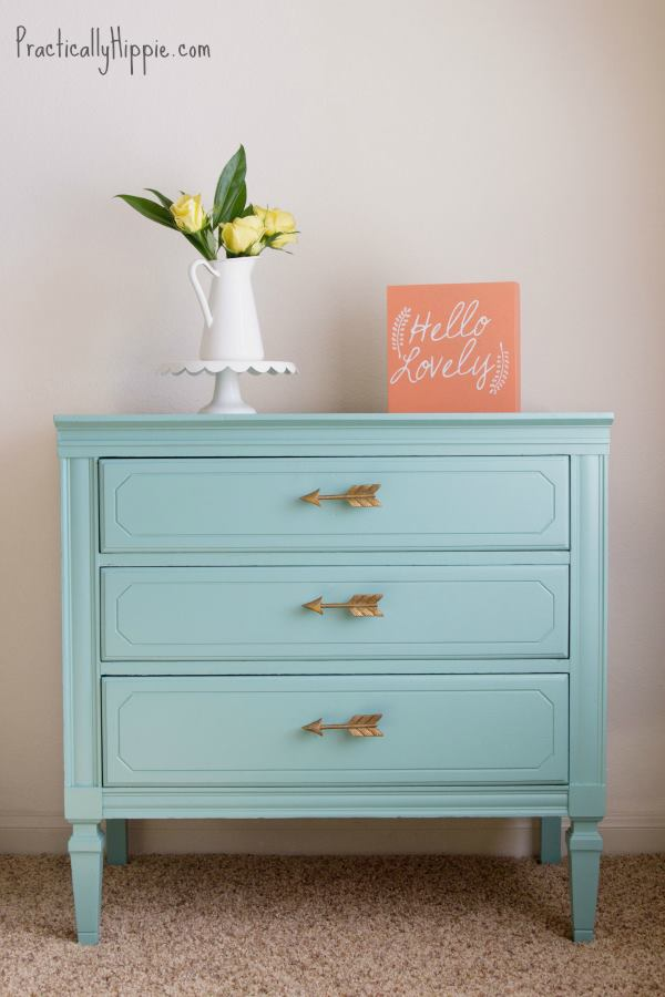 Painting A Kitchen Table With Milk Paint