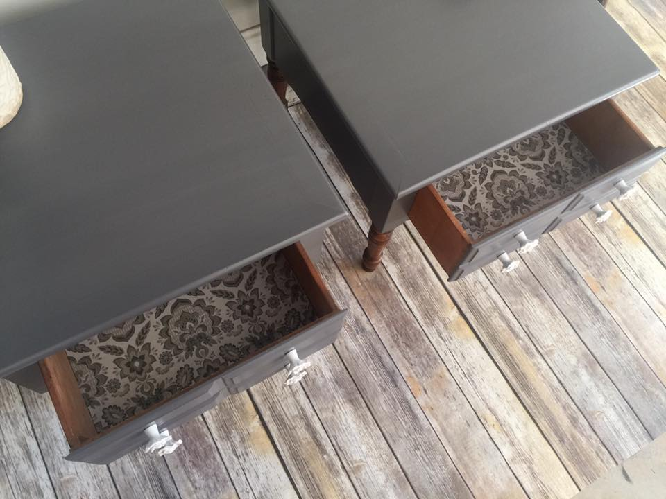 Tables In Driftwood Amp Antique Walnut General Finishes