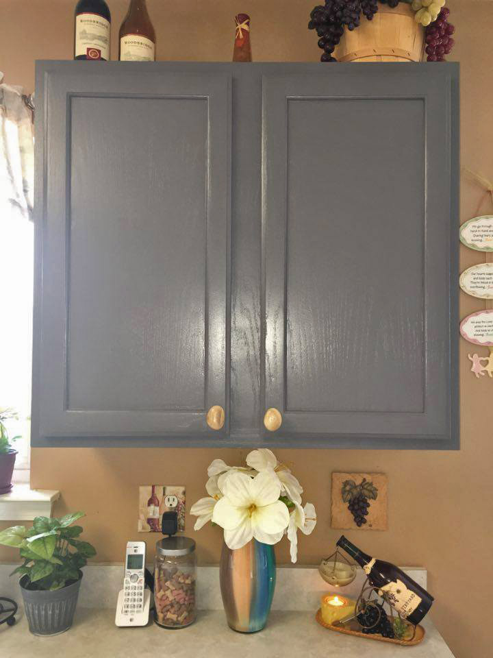 Kitchen In Driftwood Milk Paint General Finishes Design