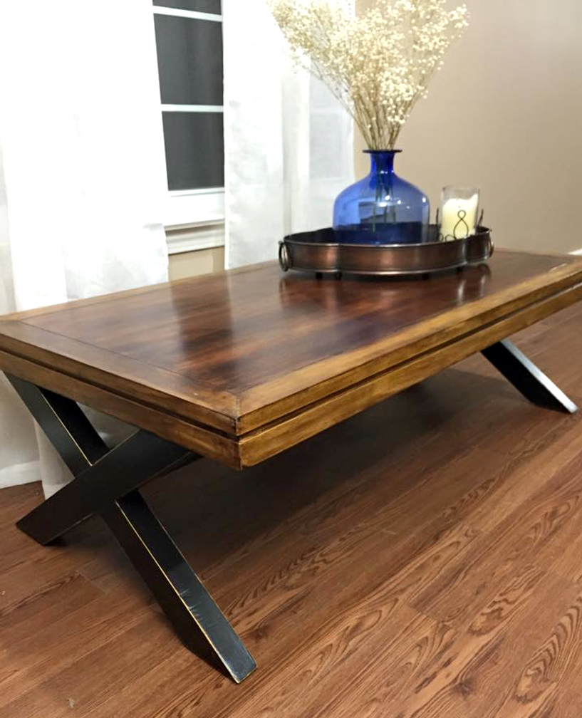 Coffee Table Redesign General Finishes Design Center