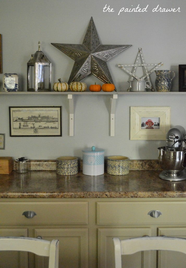 Kitchen Transformation In Millstone Milk Paint General