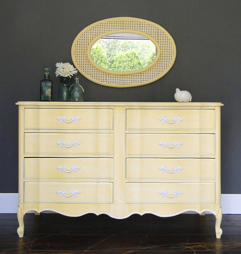 General Finishes Design Center: Sophisticated French Provincial