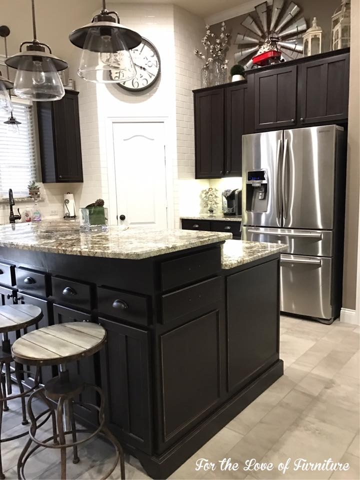Phenomenal kitchen bath makeovers general finishes for Accessories top kitchen cabinets