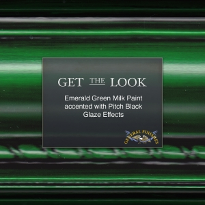 Emerald general finishes design center - How to mix emerald green paint ...
