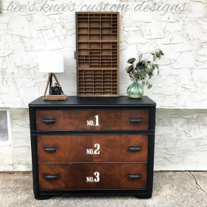 Antique Walnut General Finishes Design Center