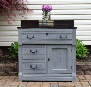 Milk paint seagull gray page 2 general finishes for Can you stain driftwood