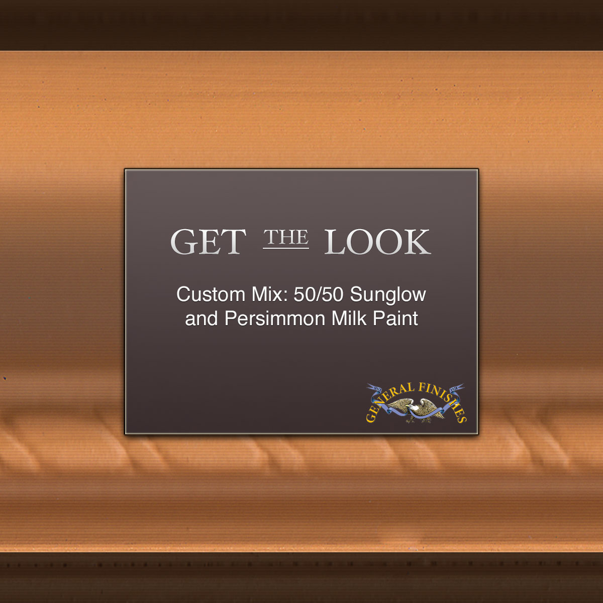 Get The Look: Custom Mix: Sunglow & Persimmon | General ...