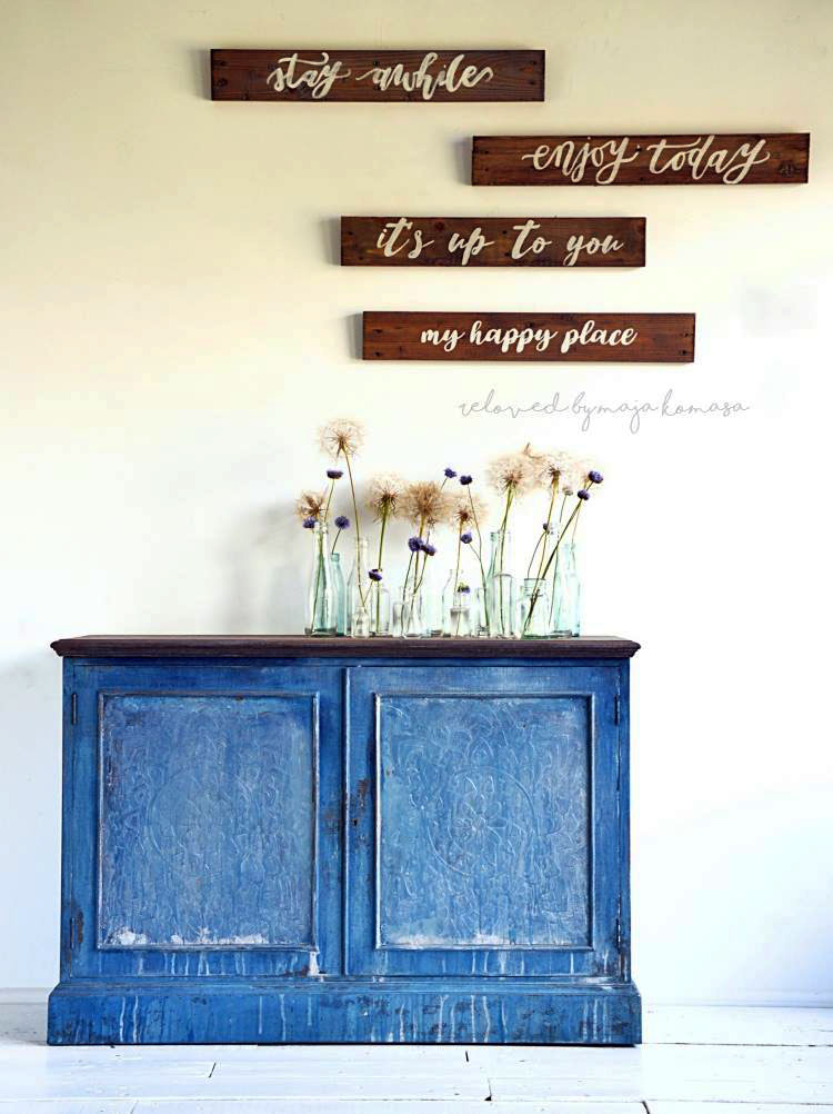 Shades Of Blue Cabinet General Finishes Design Center