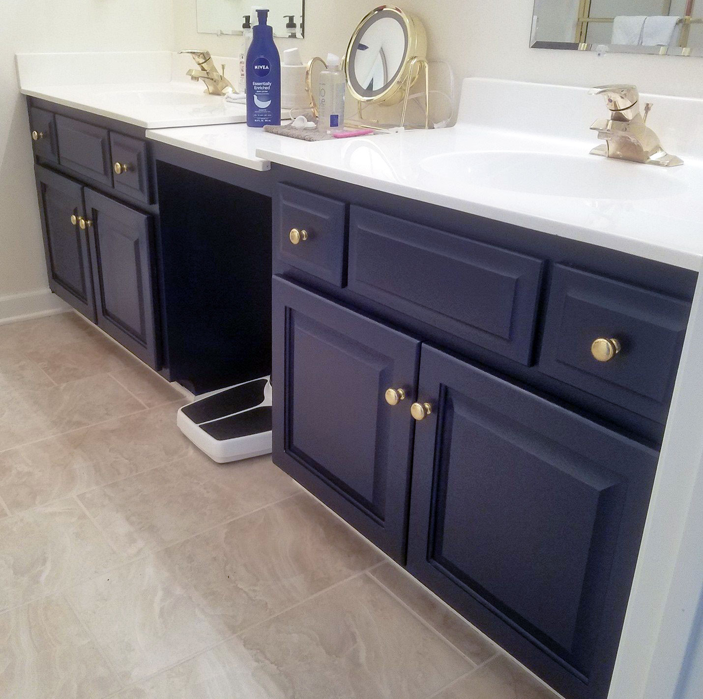 Stains For Kitchen Cabinets Coastal Blue Bathroom Vanity General Finishes Design Center