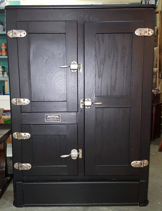 Ice Box Kitchen Cabinets