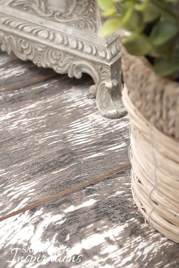 Faux Barn Wood Spool General Finishes Design Center