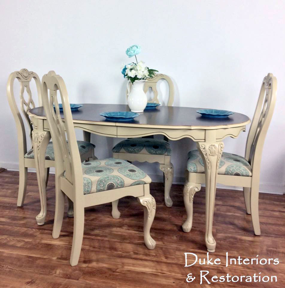 Millstone Dining Set General Finishes Design Center