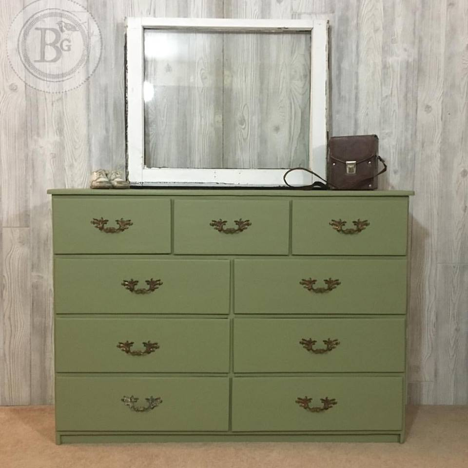 Chalk Paint Kitchen Cabinets Green: General Finishes Design Center