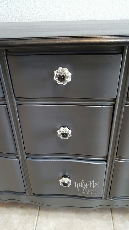 Dresser In Queenstown Gray Amp Black Pepper Color Mix