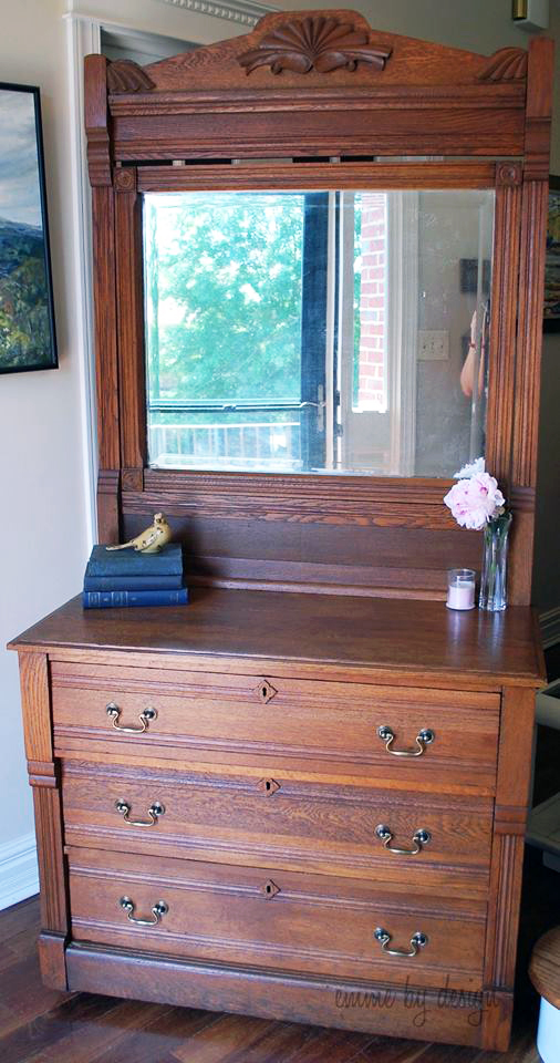 Nutmeg Gel Stained Dresser General Finishes Design Center