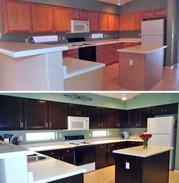 Classy Kitchen Makeover | General Finishes Design Center