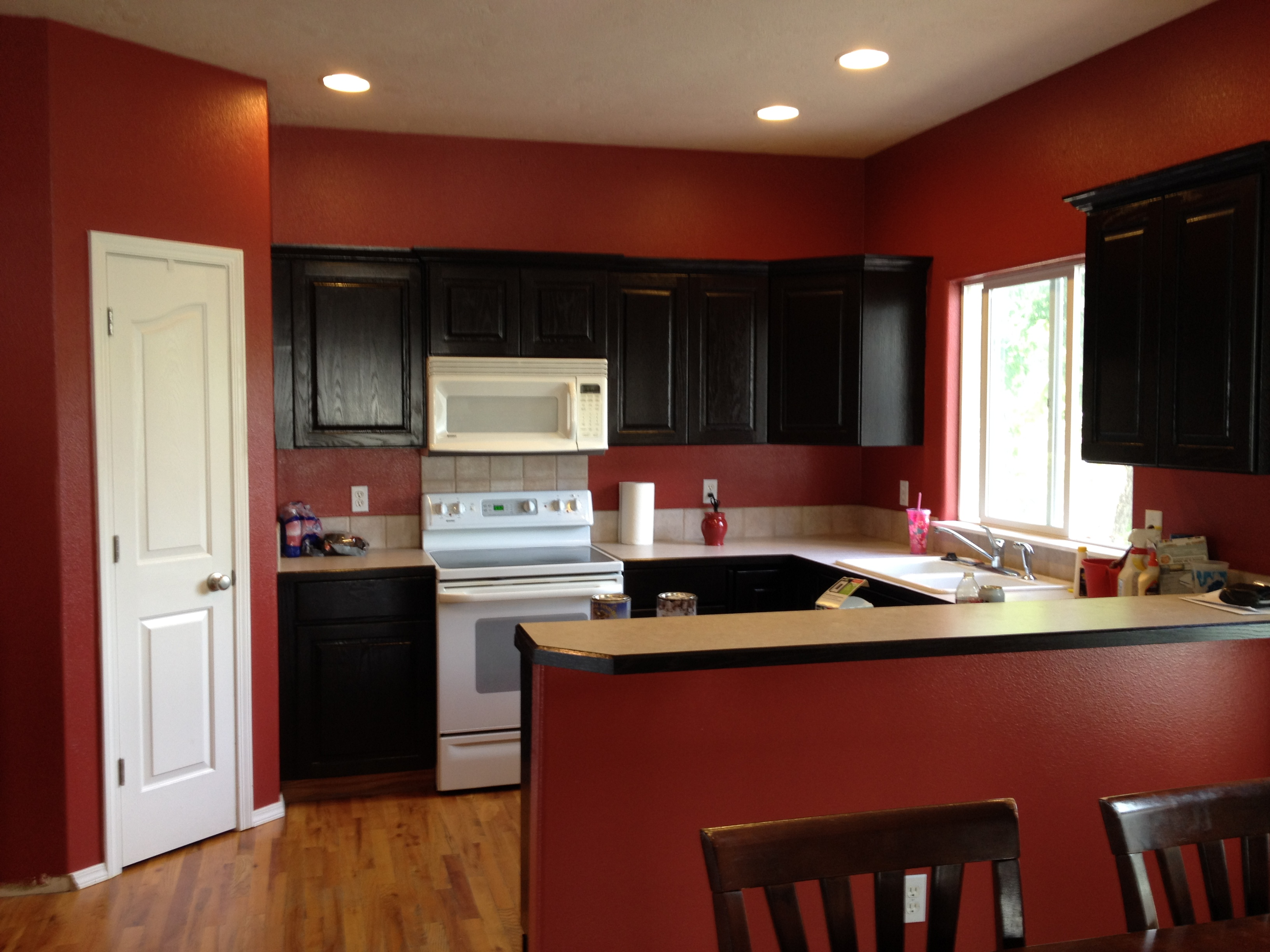 Gel Stain Colors For Kitchen Cabinets