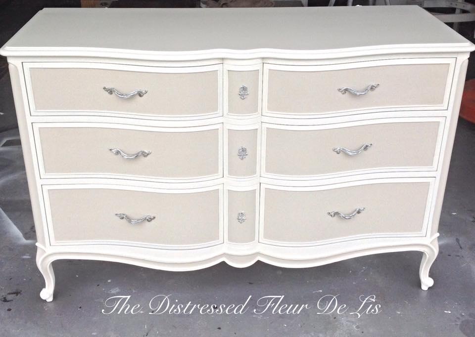 Drexel Bedroom Set. Share  Two Toned Drexel Touraine Bedroom Set General Finishes Design Center