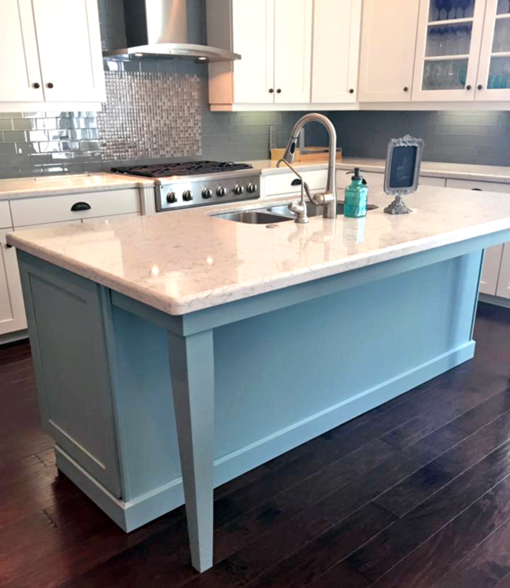 Persian Blue Island Beauty | General Finishes Design Center