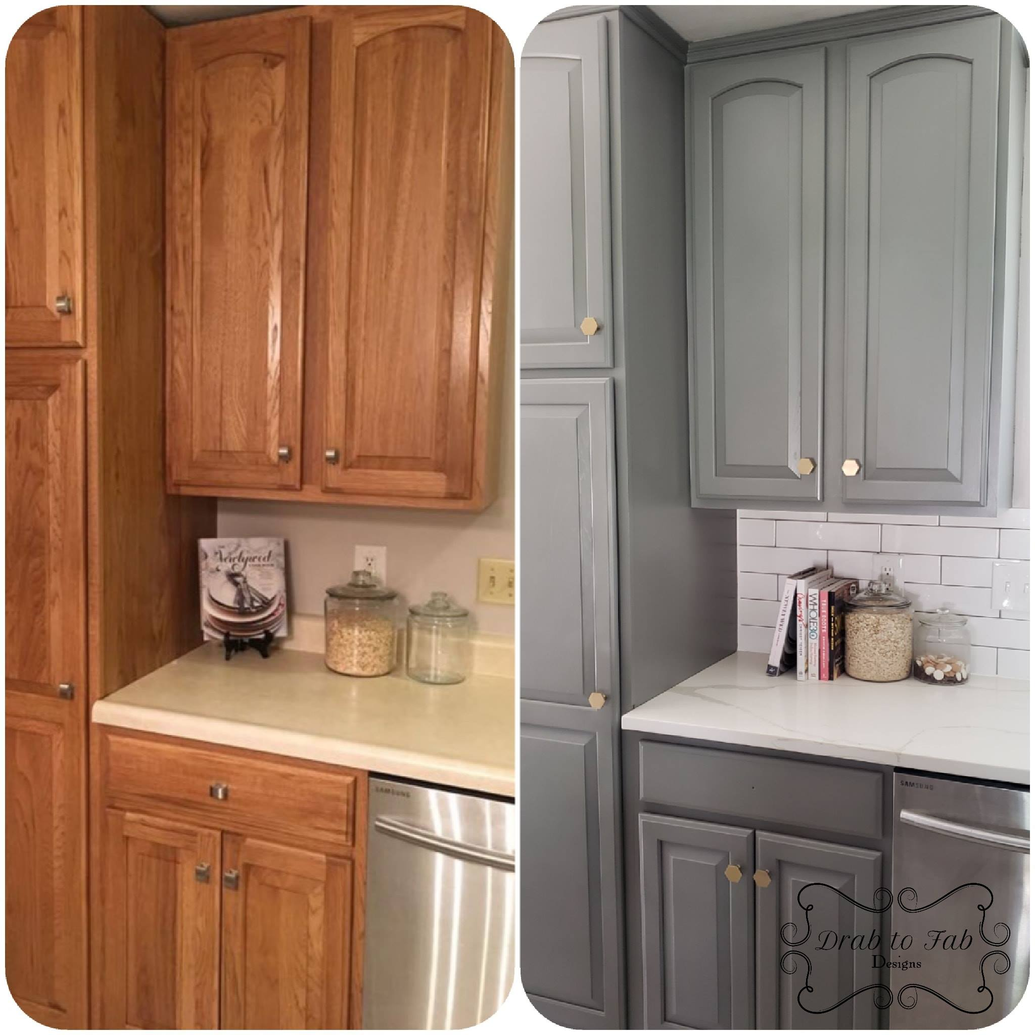 Perfect Gray Kitchen Cabinets | General Finishes Design Center