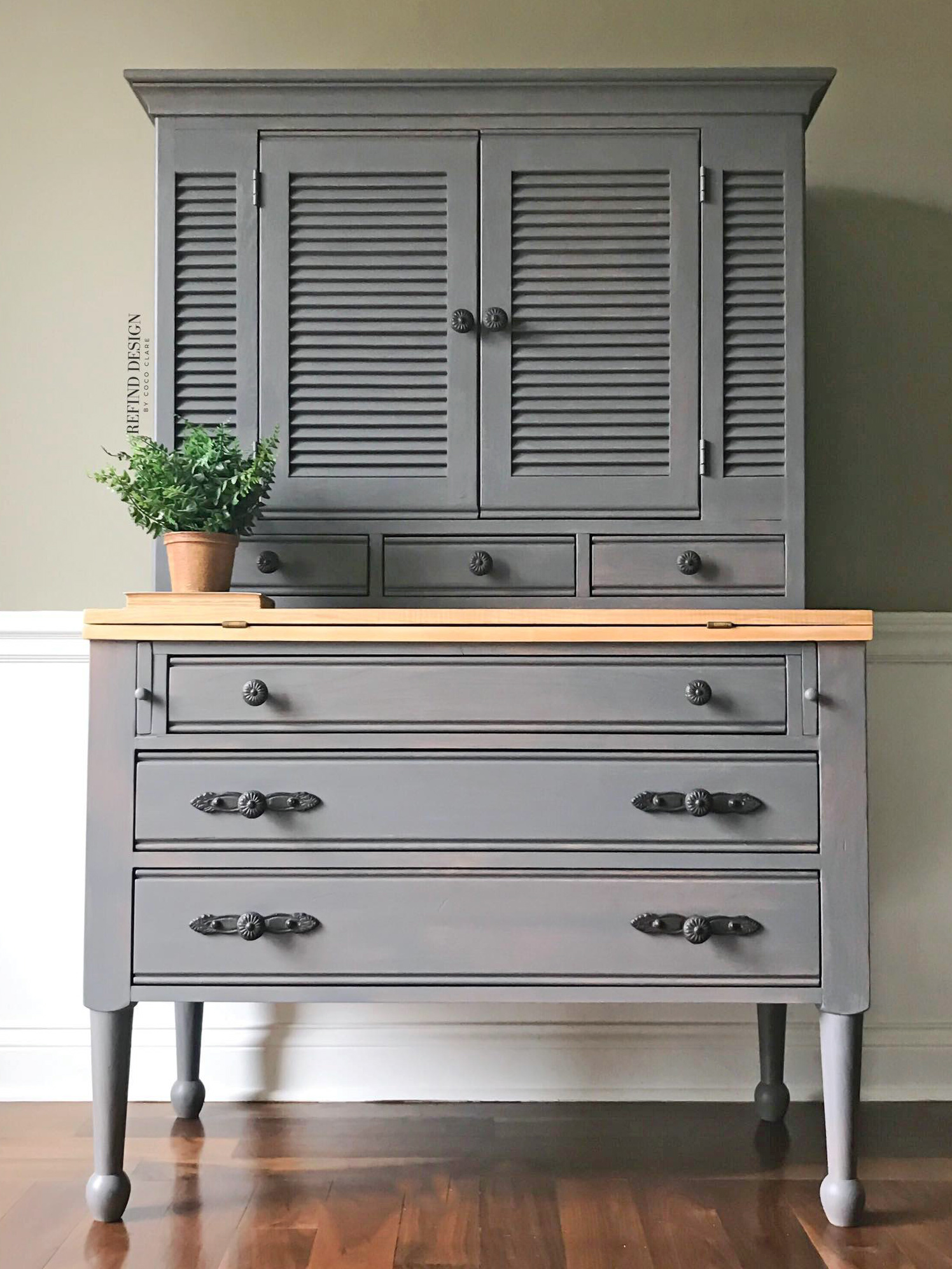 Driftwood Oak Secretary General Finishes Design Center