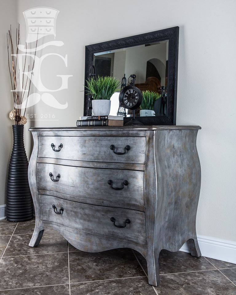 Stunning Dresser Dressed In Knights Armor General