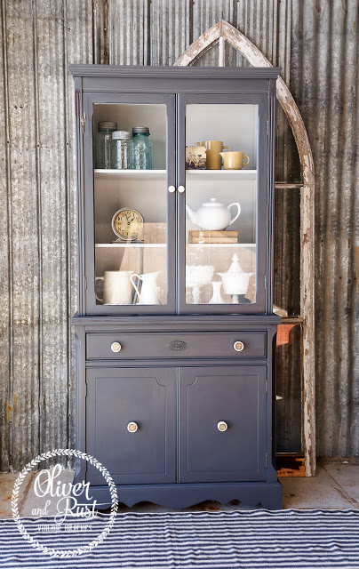 Queenstown Hutch General Finishes Design Center