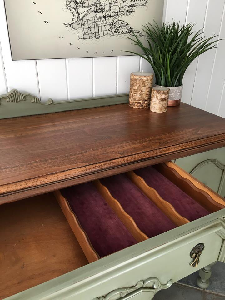 Buffet In Basil Amp Early American General Finishes Design