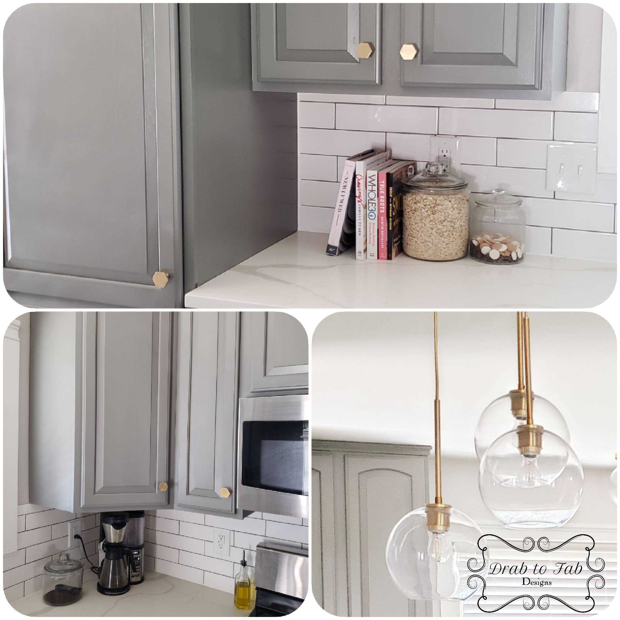 Perfect Gray Kitchen Cabinets General Finishes Design Center