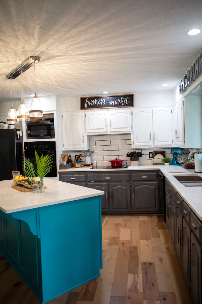 Trifecta Kitchen Cabinets General Finishes Design Center