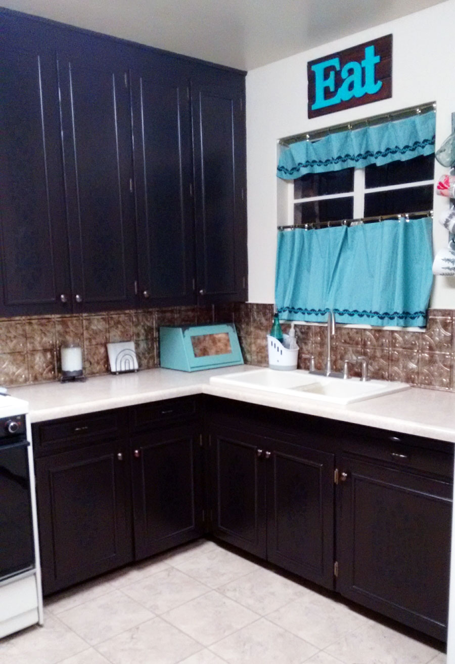 Dark Chocolate Kitchen Cabinets General Finishes Design