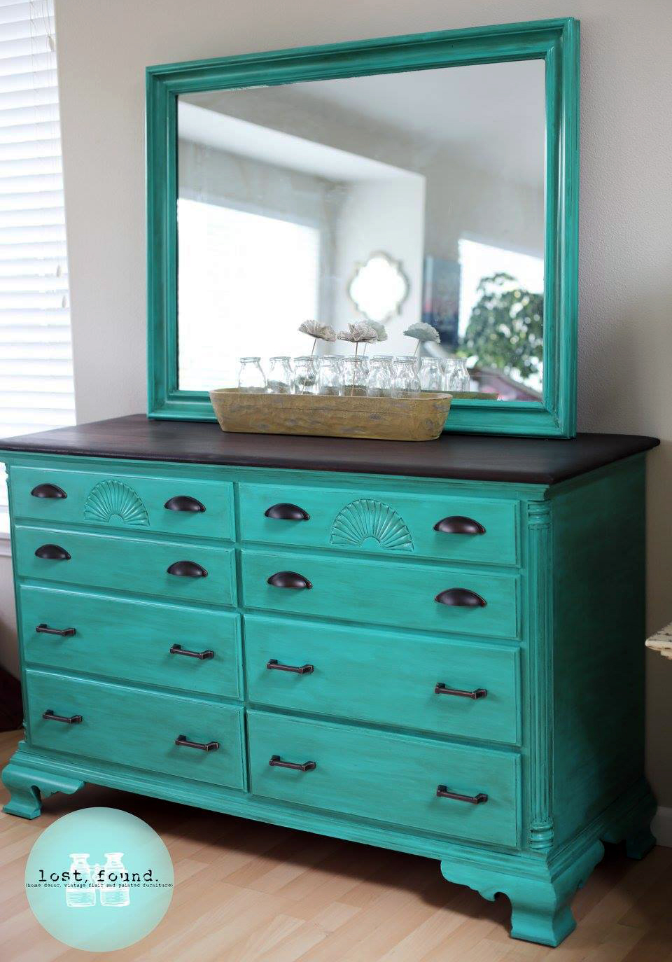 Patina Green Dresser General Finishes Design Center