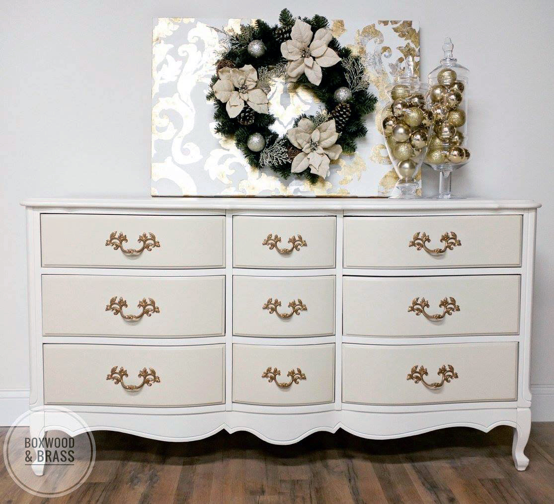 antique white and linen milk paint general finishes. Black Bedroom Furniture Sets. Home Design Ideas