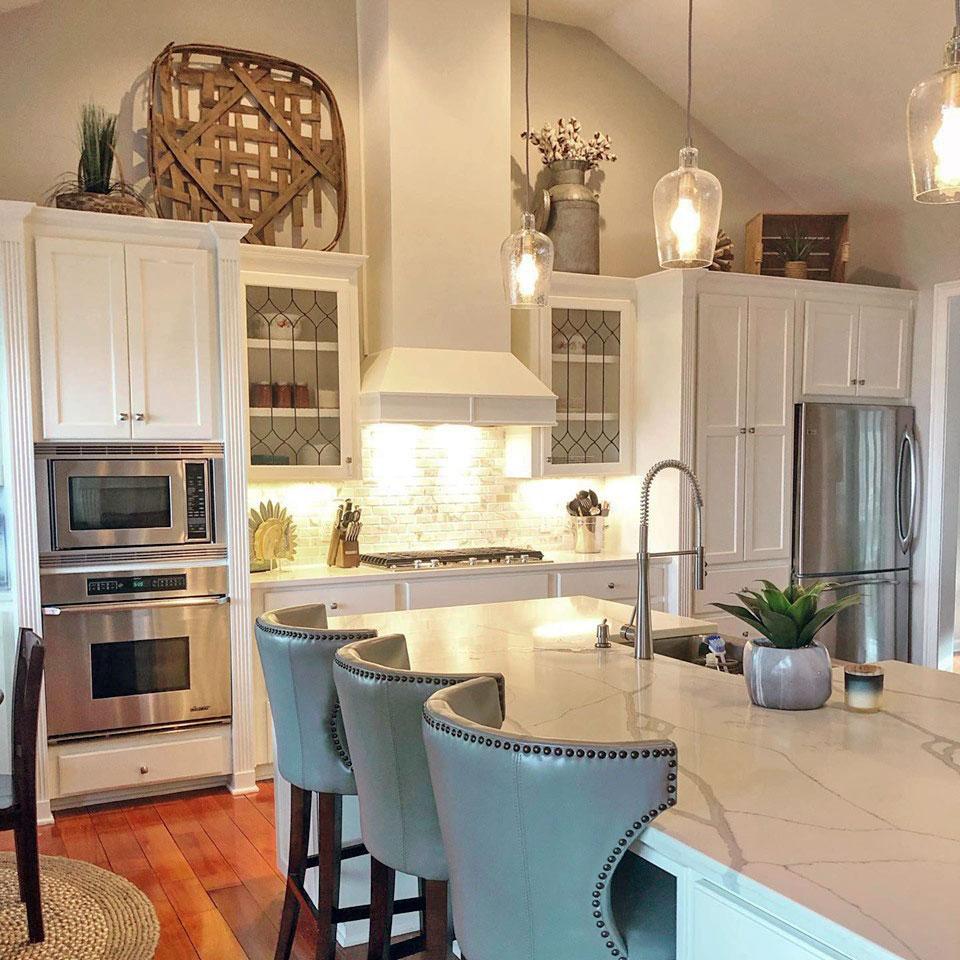 Alabaster White Kitchen Cabinets / Best 25+ Sherwin ...