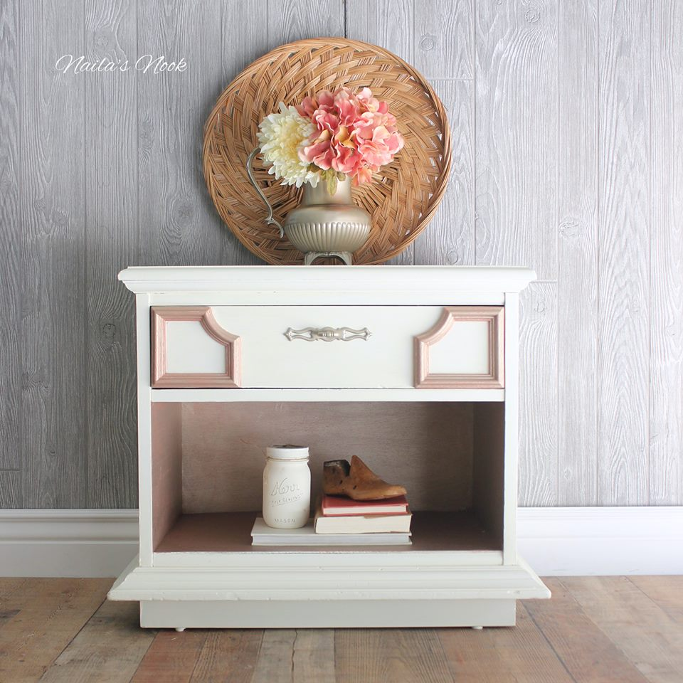 Swoon Worthy Buffet In Antique White General Finishes Design Center