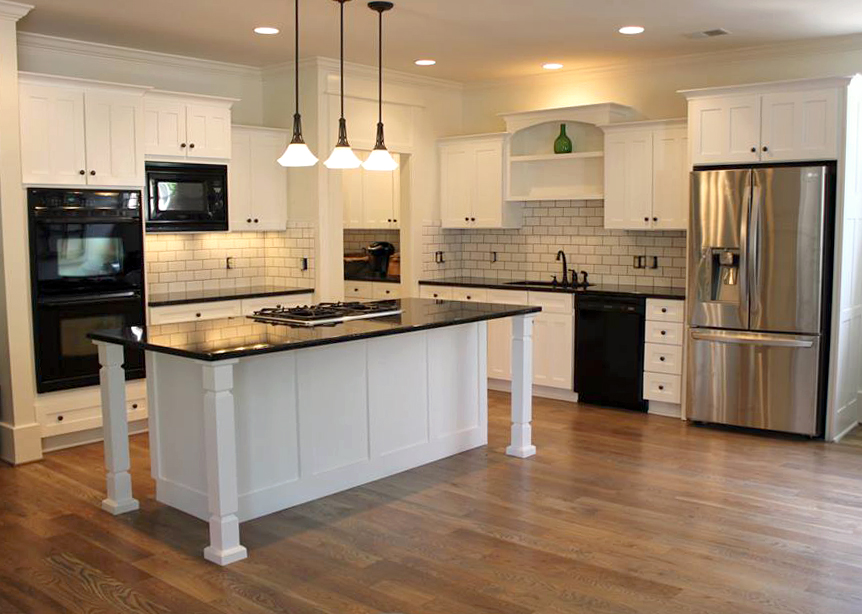 Snow White Kitchen Refresh General Finishes Design Center