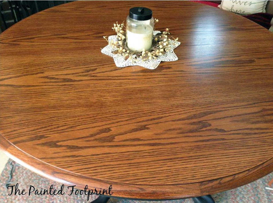 Paint Or Stain Kitchen Table