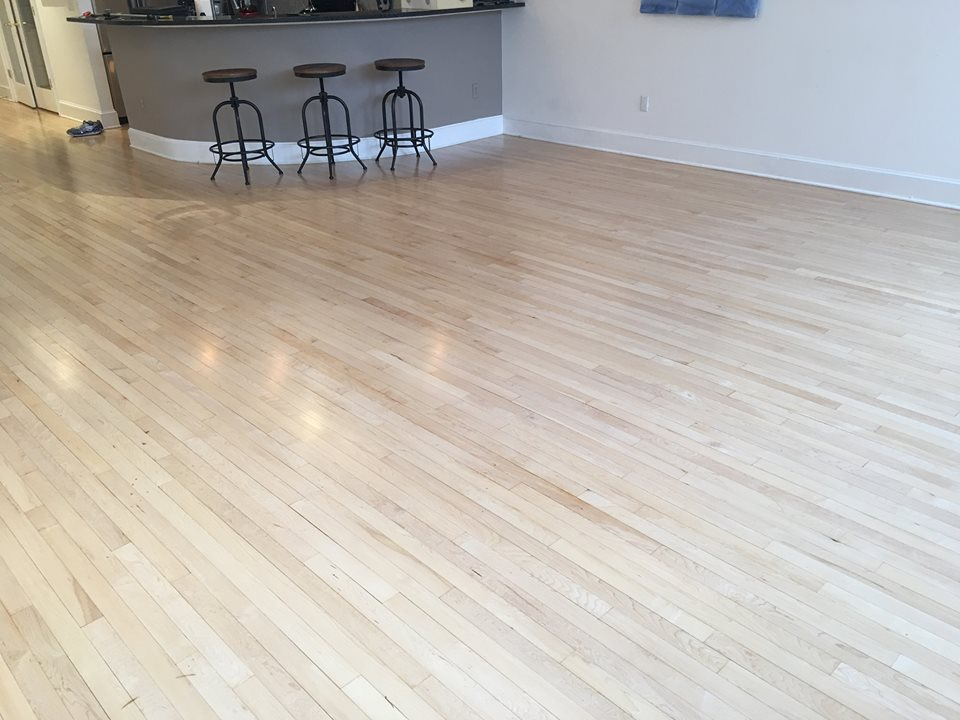 Maple Floors In Pro Floor Satin General Finishes Design