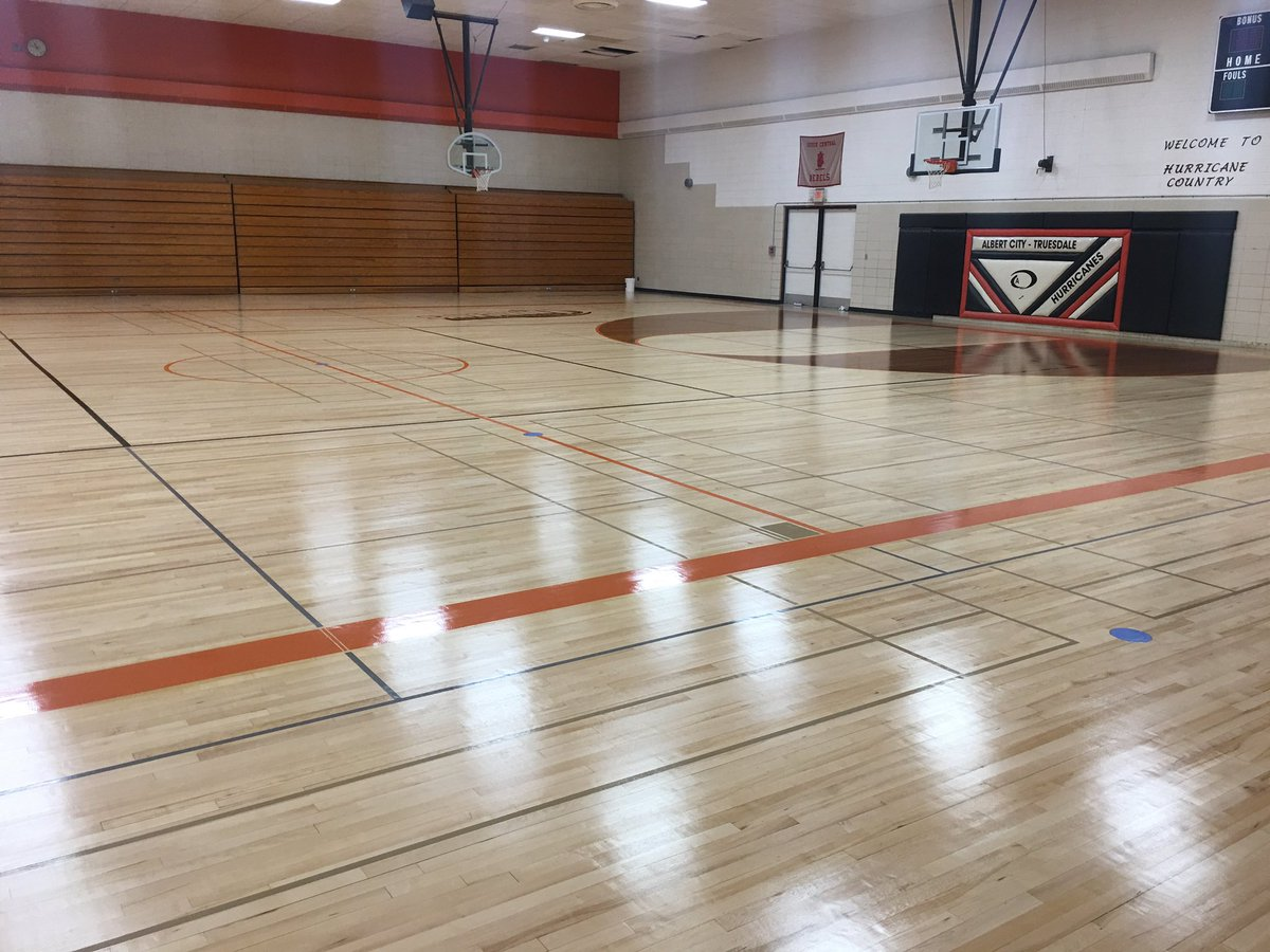 Albert City Truesdale Elementary Hurricanes Gym General