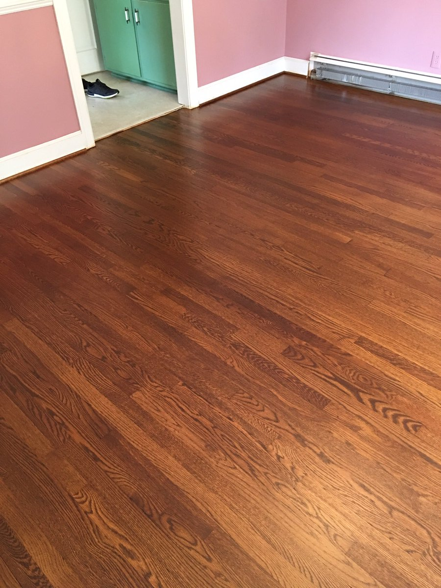 White Oak Floors In Antique Brown Pro Floor Stain Amp Pro