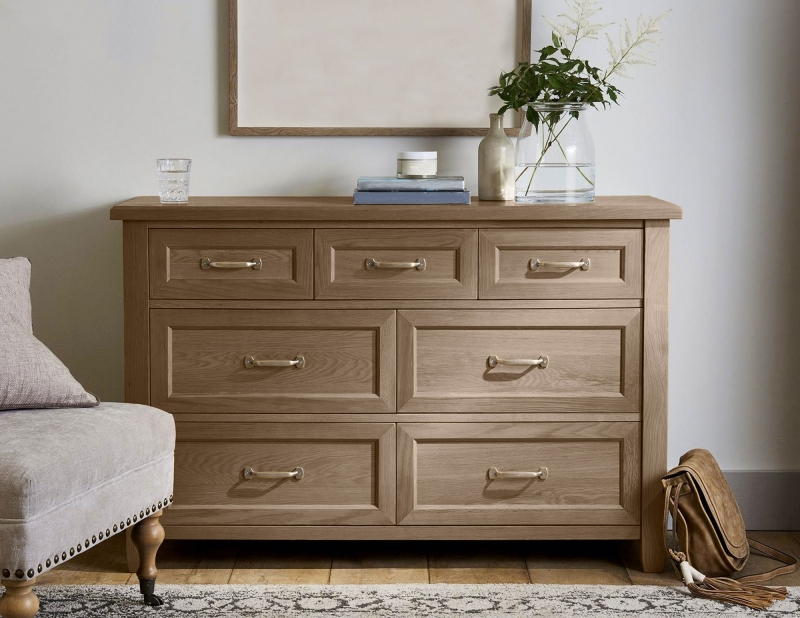 General Finishes Liquid Oil Wood Stain, Flint - Furniture Example