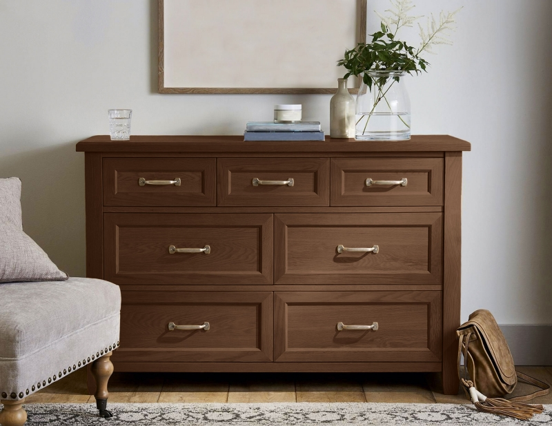 General Finishes Liquid Oil Wood Stain, Mocha - Furniture Example