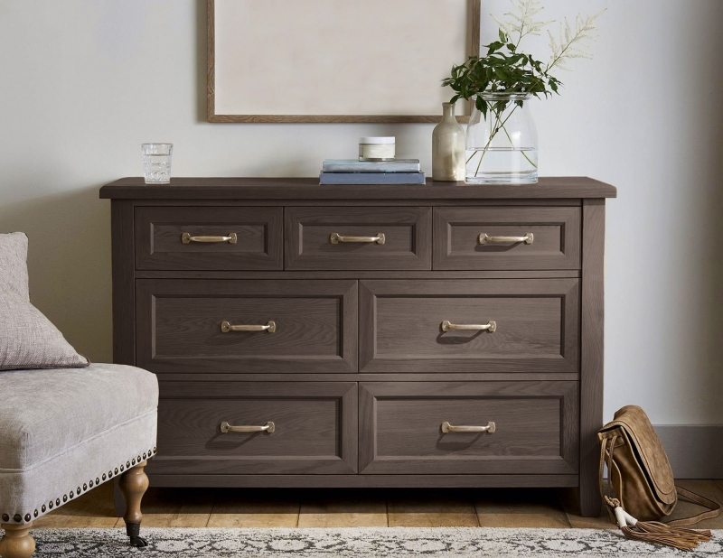 General Finishes Liquid Oil Wood Stain, Slate - Furniture Example