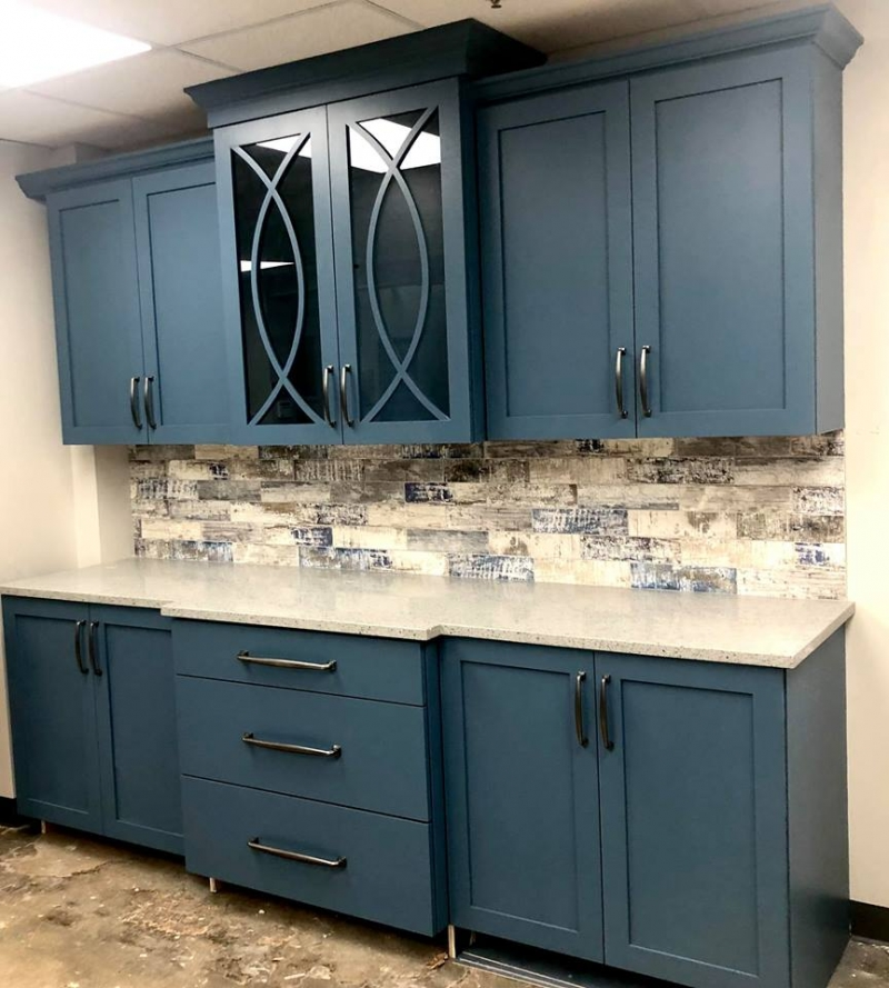 Blue Moon Cabinets General Finishes Design Center