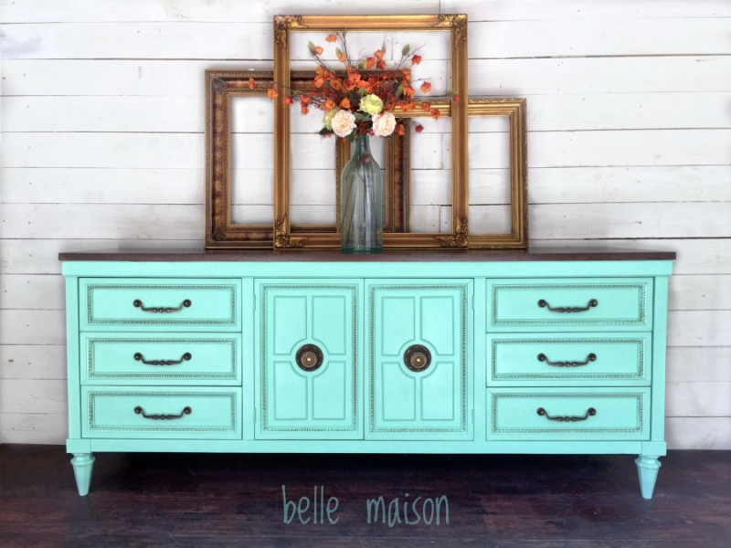 The Perfect Turquoise General Finishes Design Center
