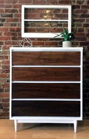 Ombre Gel Stained Dresser General Finishes Design Center
