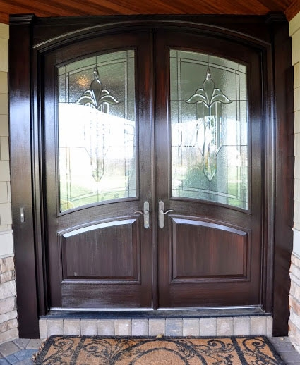 Entranceway Door In Java General Finishes Design Center