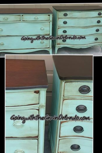 Java Gel Stain Dressers Show Wiped Vs Not Wiped General