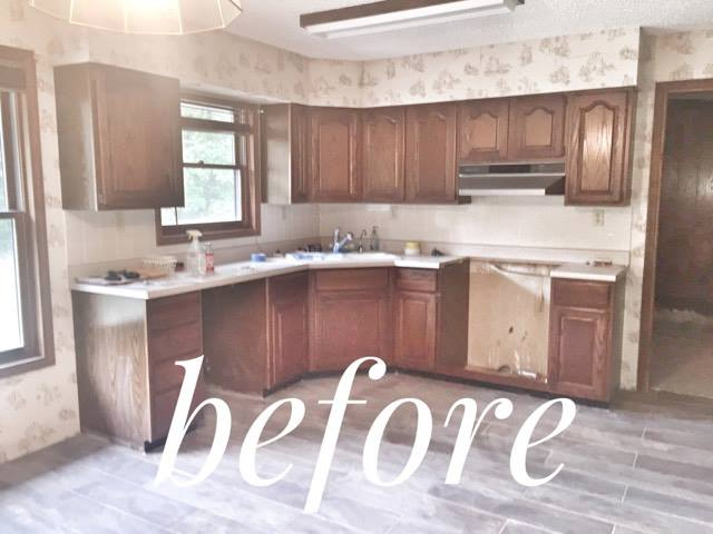Kitchen Makeover With Driftwood General Finishes Design Center