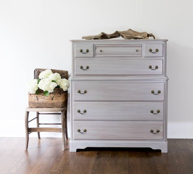 Dresser In Seagull Gray Amp Driftwood General Finishes